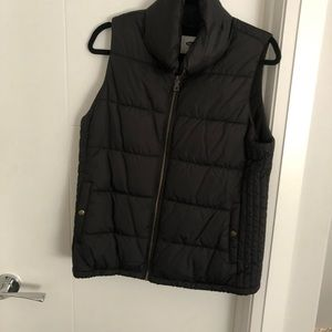 Black jacket from Old Navy